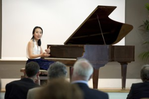 La pianiste Mi-Young Lee