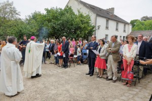 Messe d'inauguration