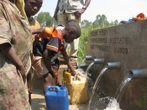 RDC. Un projet qui coule de source pour lutter durablement contre les maladies liées à l'eau