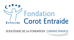 Logo Fondation Corot Entraide HD