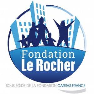 Logo Fondation Le Rocher