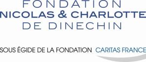 Logo Fondation Nicolas et Charlotte de Dinechin