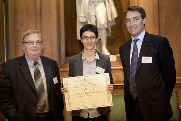 #10ansdeGénérosité – 10 lauréats du Prix de Recherche Caritas – 2011 – Pascale Dietrich-Ragon
