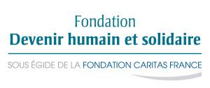 Logo Fondation DEVENIR HUMAIN ET SOLIDAIRE OK