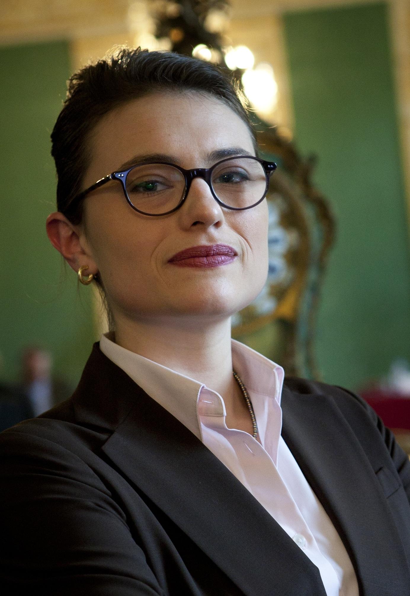 #10ansdeGénérosité – 10 lauréats du Prix de Recherche Caritas – 2014 – Elisa Chelle