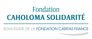 Logo Fondation CAHOLOMA SOLIDARITE OK