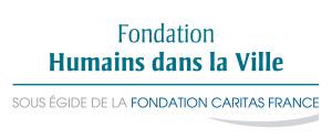 Logo Fondation HUMAINS DANS LA VILLE OK
