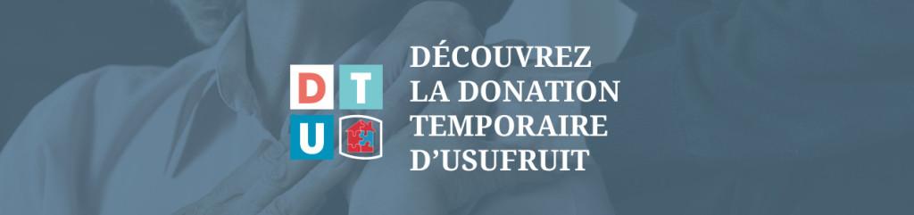 Donation Temporaire d'Usufruit