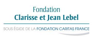 Logo Fondation CLARISSE ET JEAN LEBEL OK