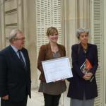 Laureat 2012 - Prix de Recherche Caritas - Ana Perrin-Heredia