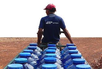 Cambodge. 1001 Fontaines entreprend pour l'accès à l'eau