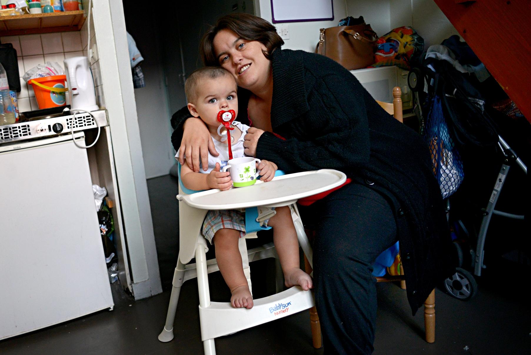 Amiens : améliorer l'hébergement de familles et femmes SDF
