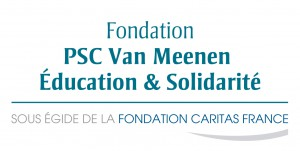 Fondation PSC Van Meenen, Education et Solidarité