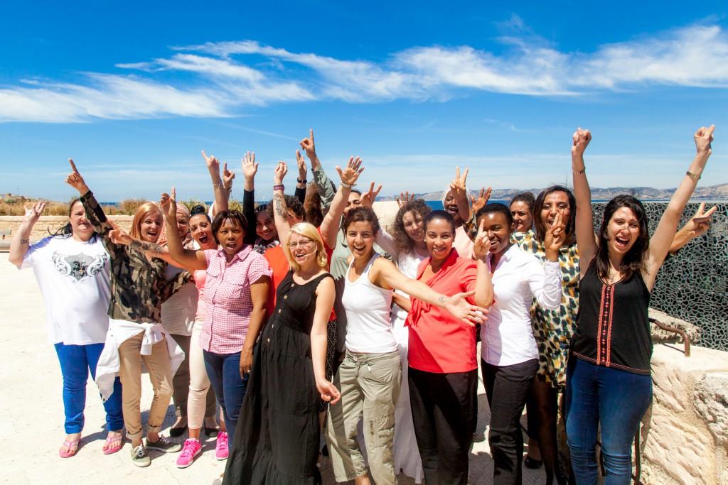 Vos dons en action: Être au côté des femmes dans la durée, un engagement fort de la Fondation Caritas France