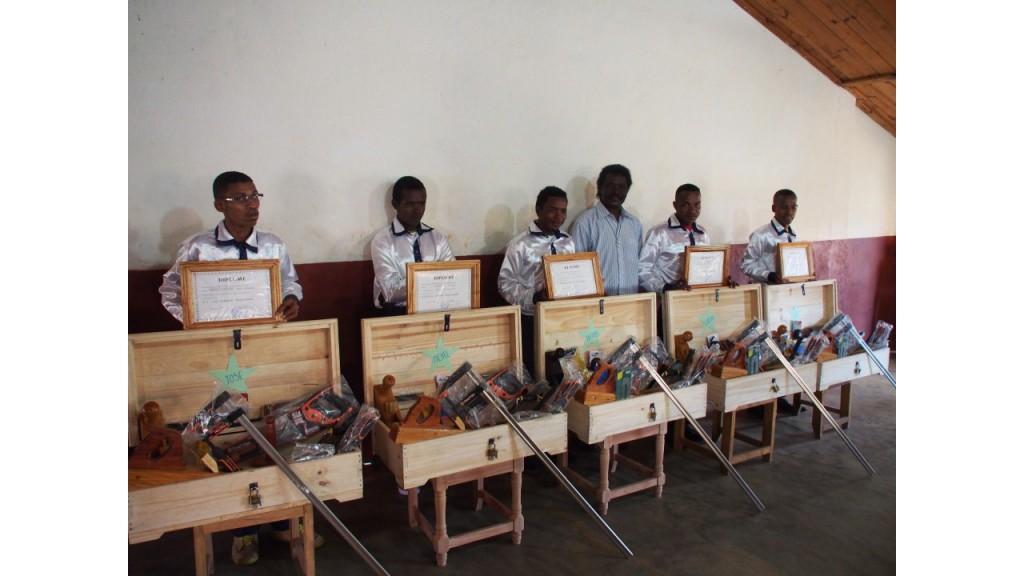 La Fondation Caritas et France-Tanjomoha, guérir et reconstruire
