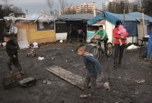 Habitants des bidonvilles en France : Réalités hétérogènes