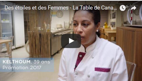 [Vos dons en action] – Vidéo – La Table de Cana : Des Etoiles et des Femmes