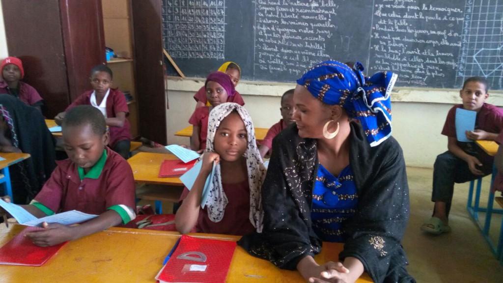 Vos dons en action: Rentrée des classes, de Paris à Niamey avec la Fondation Yara