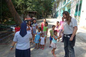 [Vos dons en action] Voyage de terrain aux Philippines, la Fondation Caritas au plus près des projets