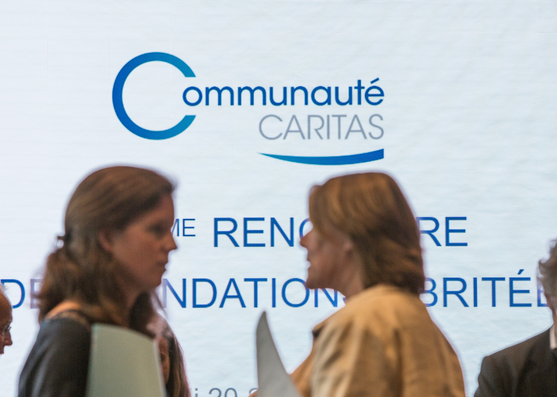 Créer sa fondation abritée avec la Fondation Caritas France