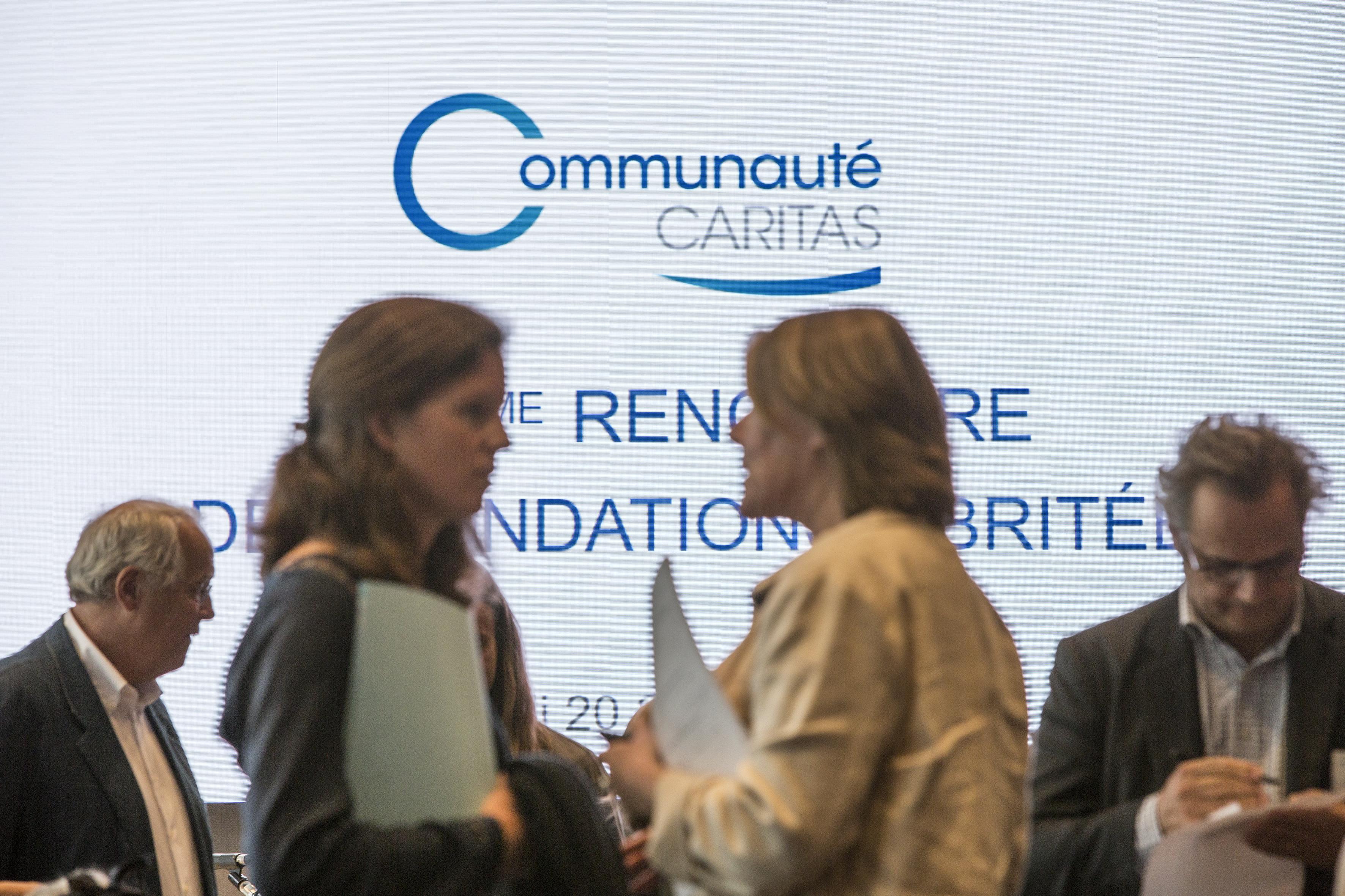 L'action des fondations familiales abritées sous l'égide de la Fondation Caritas France