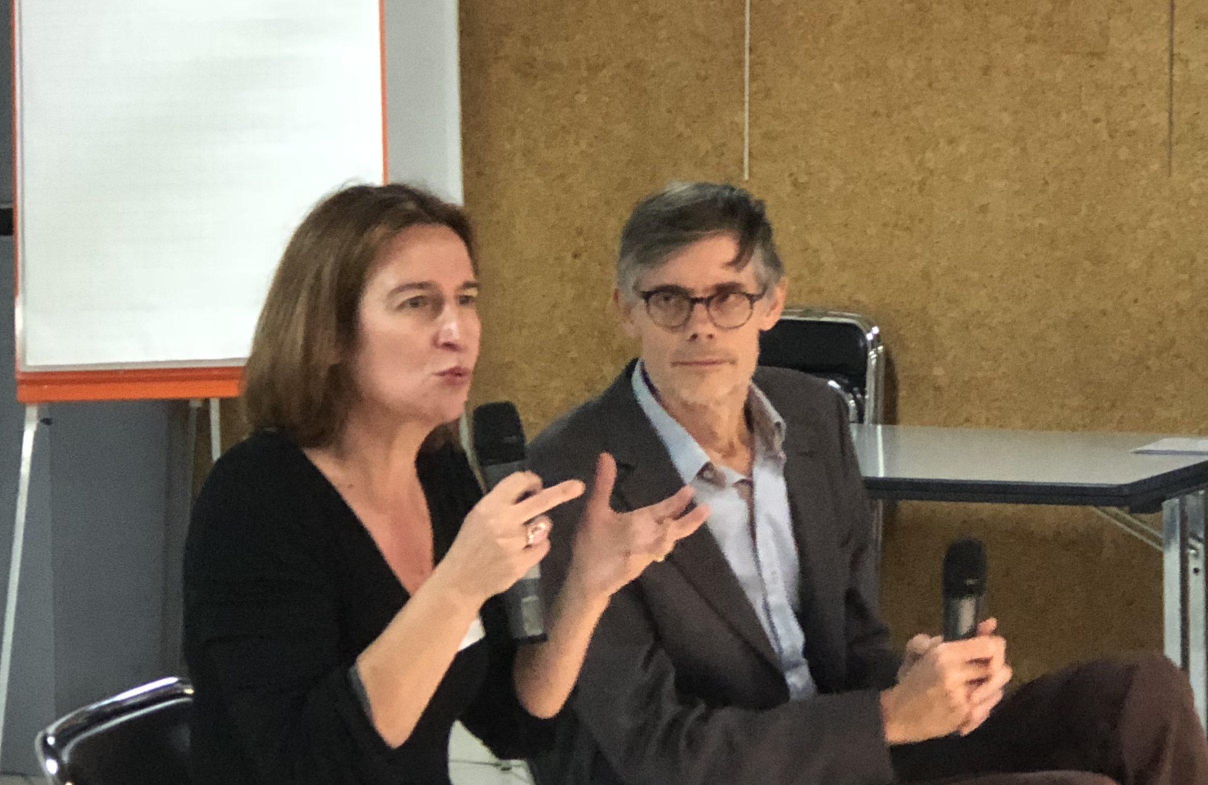 Cercle Caritas – Nathalie Sarthou-Lajus partage son désir de transmission