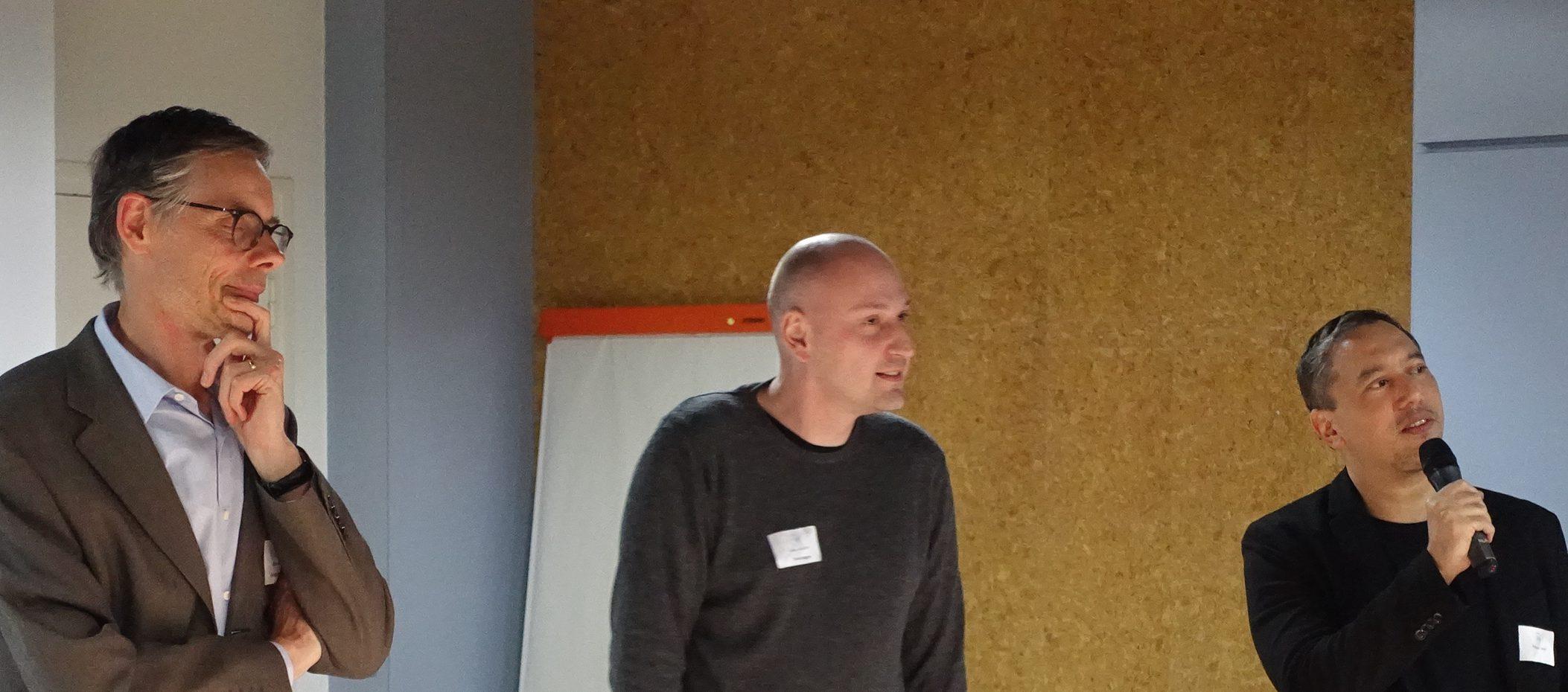 Cercle Caritas – Franck Billion et des jeunes «Comme tout le monde».