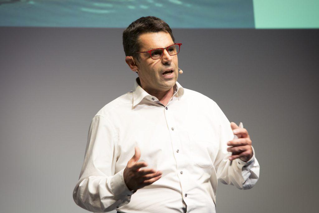 Caritas Inspiring Talks - Franck Billeau - Réseau EcoHabitat – Réchauffer les maisons tout en refroidissant la planète
