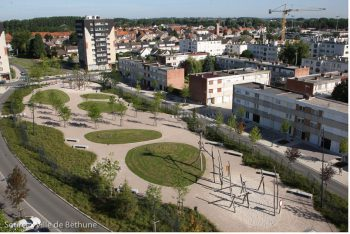 Quartier Mont Liébaut