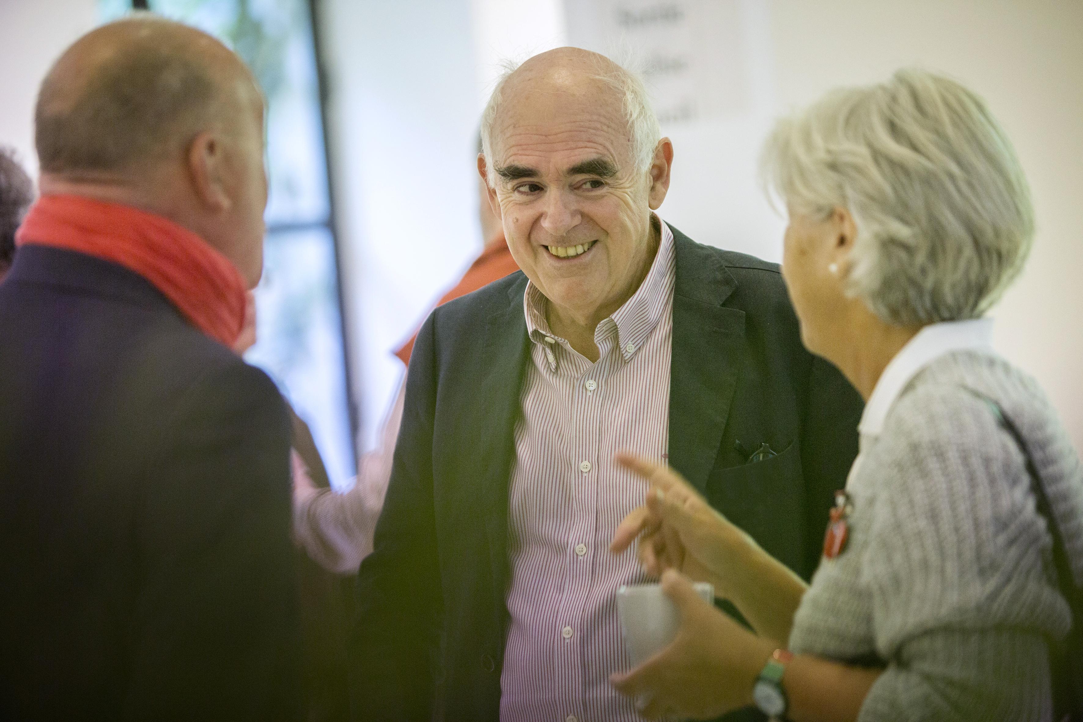 François Dufourcq, Président de la Fondation Caritas France : «Donner, une chance et une joie»