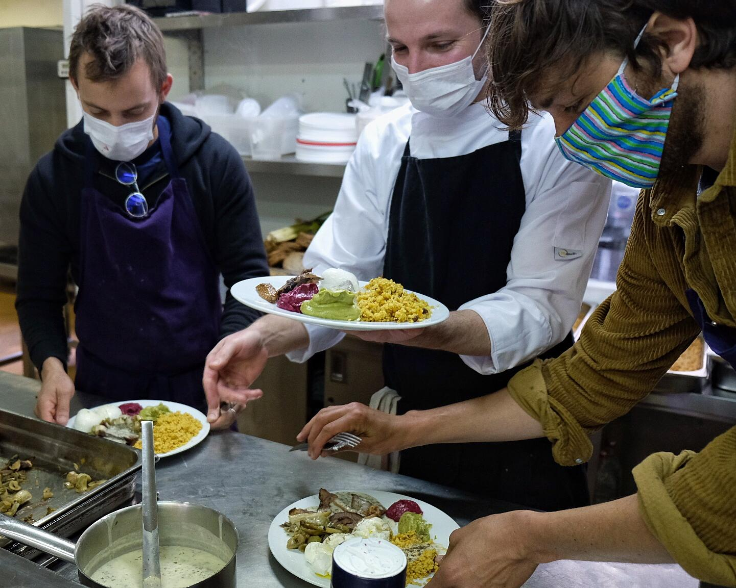 COVID19 – Aide aux distributions alimentaires : secourir malgré la crise sanitaire