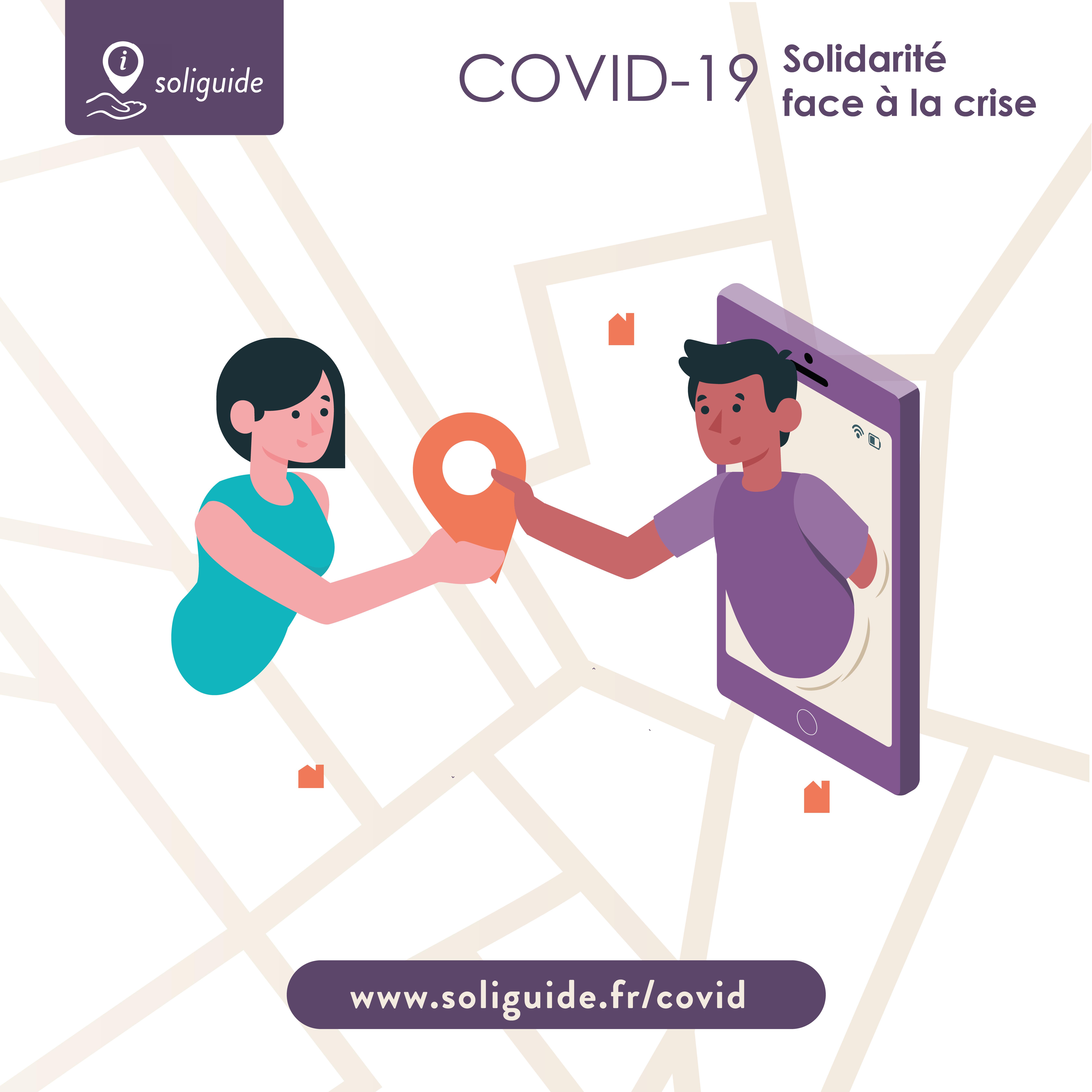 [Vos dons en action] – COVID19 – Numérique et aide aux personnes sans-abris, des innovations face à la crise sanitaire
