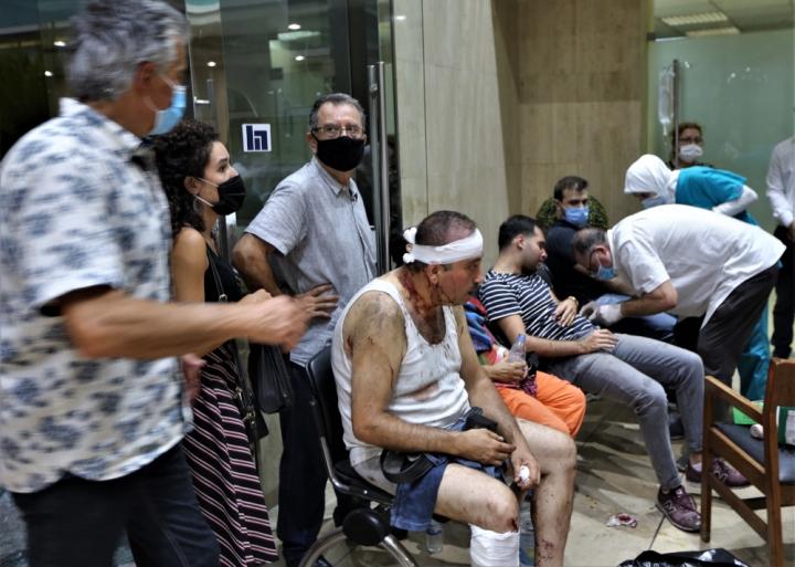 Liban : appel d'urgence