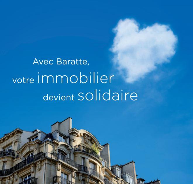 L'immobilier au service de nos missions: lancement du revenu foncier solidaire avec Baratte Immobilier