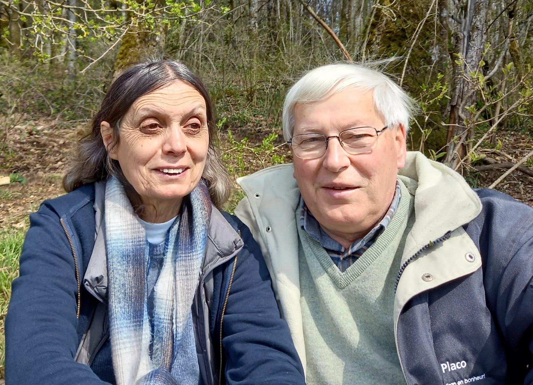 Charles et Claude-Madeleine Gazeau