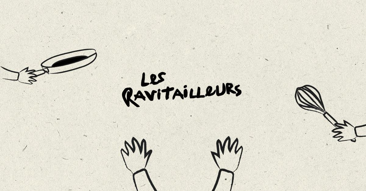 """""""Changer le monde avec des marmites"""", Les Ravitailleurs contre la précarité alimentaire"""